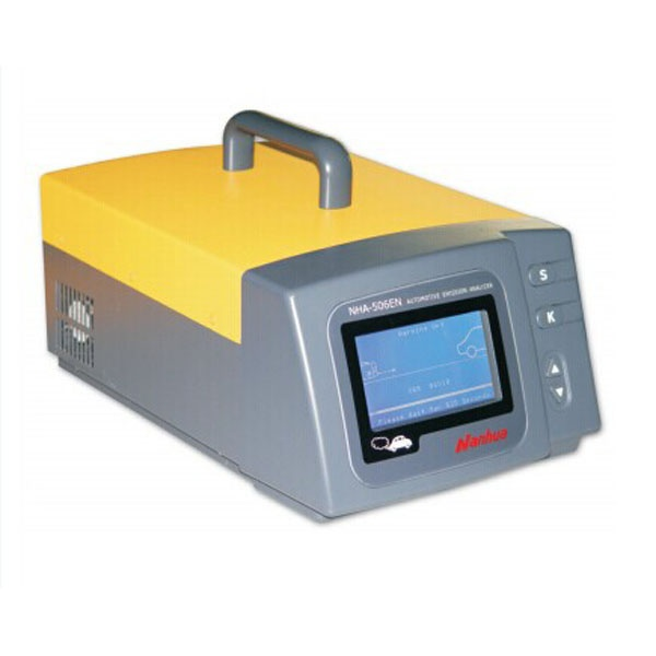 5 Gases Emission Test Equipment NHA-506EN