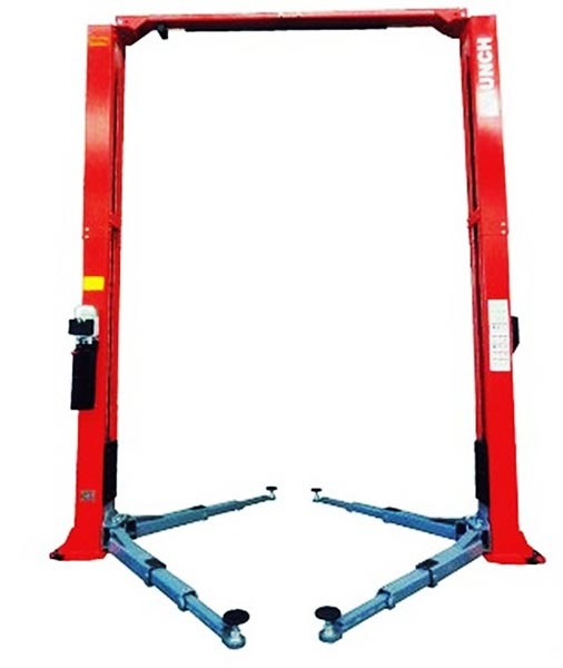 2 Post Car Lifts Launch TLT250AT
