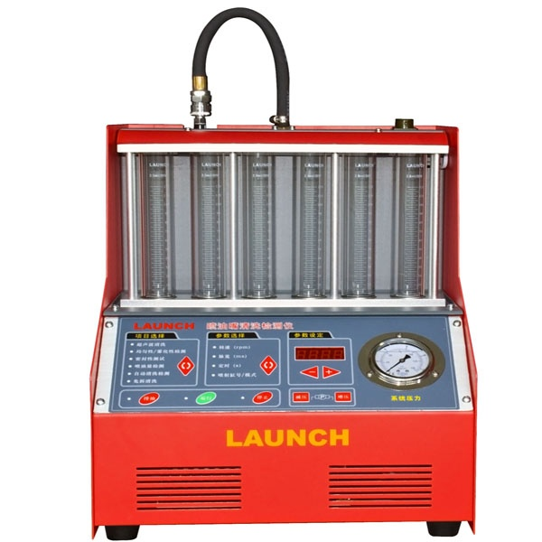 Fuel Injection Cleaning Launch CNC-602A
