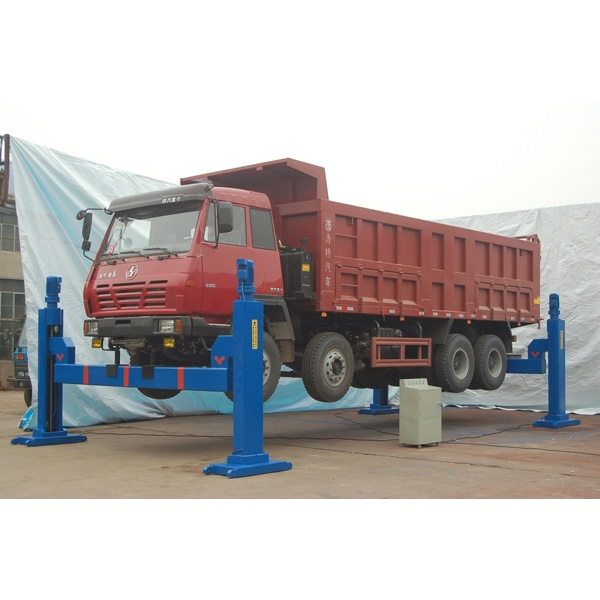 Large Platform Lifts for goods van in 20/30/40T