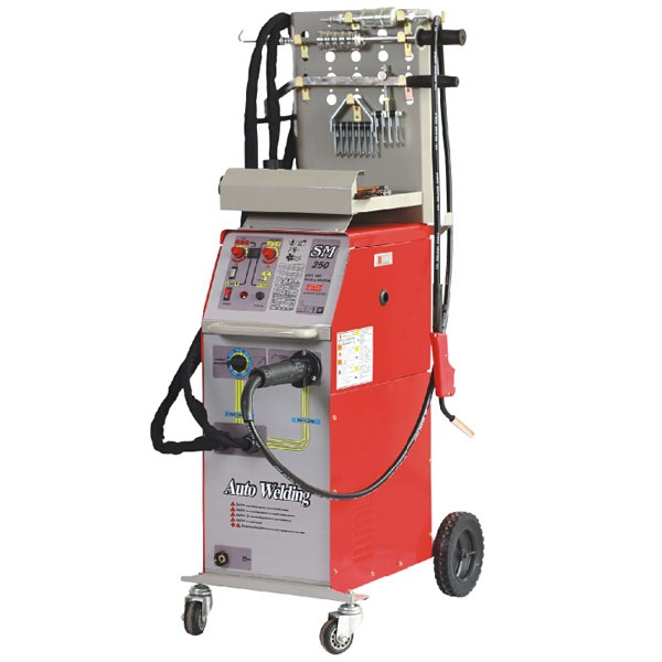 Auto Dent Repair and CO2 welding Machine SM-250