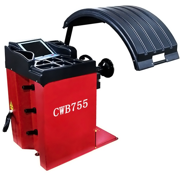 CWB755 Magnetic levitation Tire Balancing for low Cost
