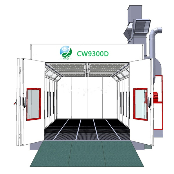 Automotive Spray Booth CW9300D