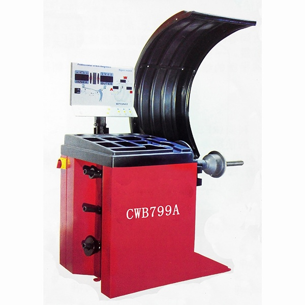 Magnetic Levitation Drive Balance Wheel Machine CWB799A