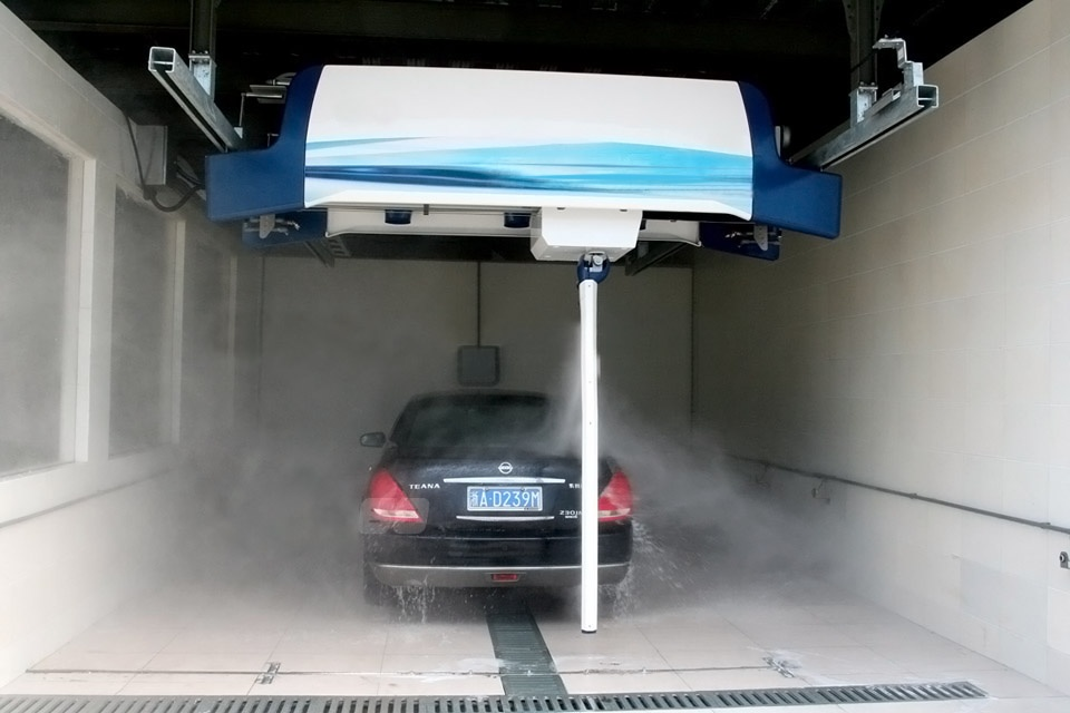 Automatic Car Wash CWRL-360