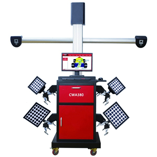 3D Wheel Alignment CWA380 with multi-language