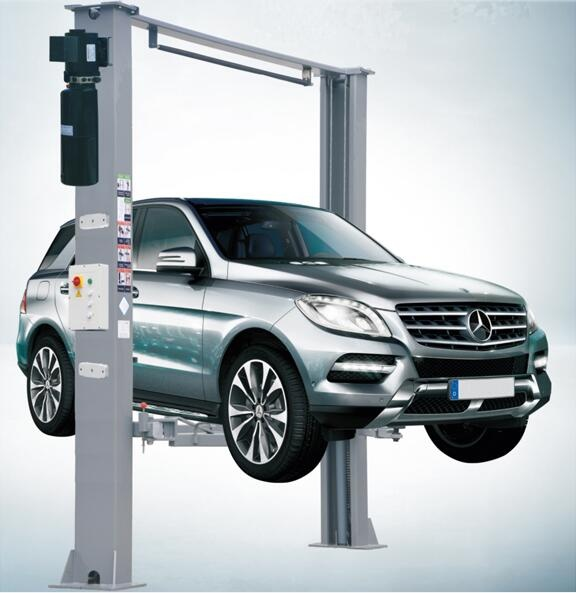 CW240SCA Electric 4 Tons Two Post Car Lift For Garage