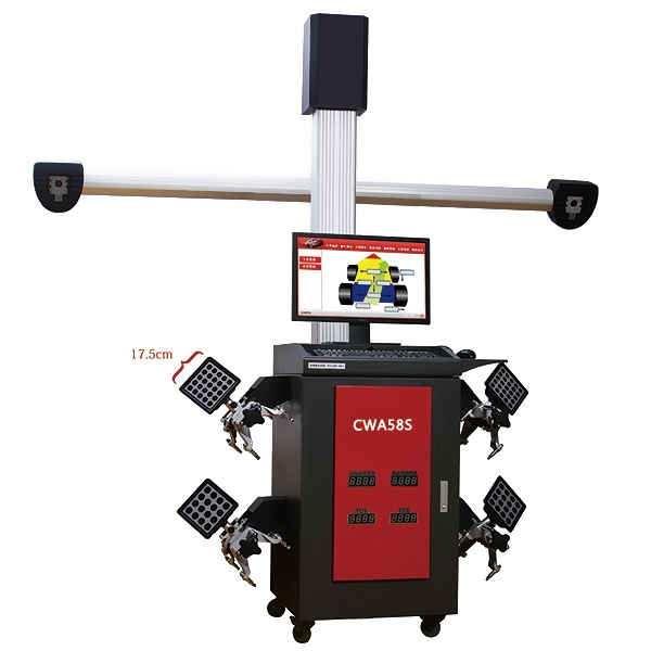 Cheap Wheel Alignment CWA58S with front camera