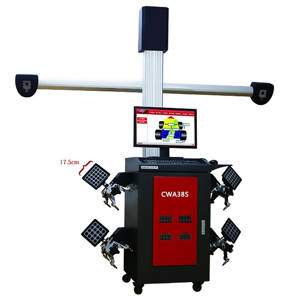 3D 4 Wheel Alignment CWA38S with LED display